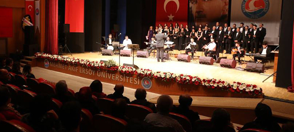 Belediye Türk Halk Müziği Topluluğundan 6 mart konseri