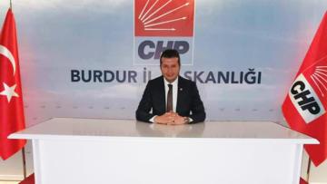 CHP'li Akbulut'tan yazılı açıklama