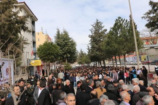 Atatürk'ün Burdur'a Gelişinin 85. yıl dönümü (1)