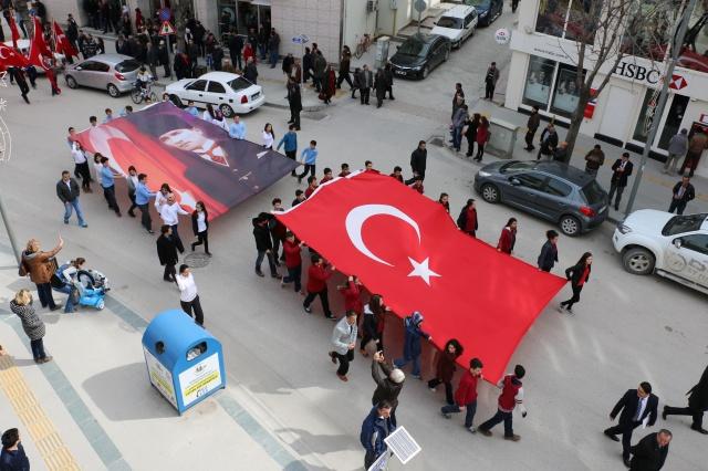 Atatürk'ün Burdur'a Gelişinin 85. Yıldönümü
