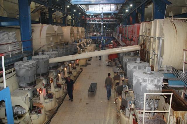 Burdur Şeker Fabrikasında 79 Bin Ton şeker üretildi