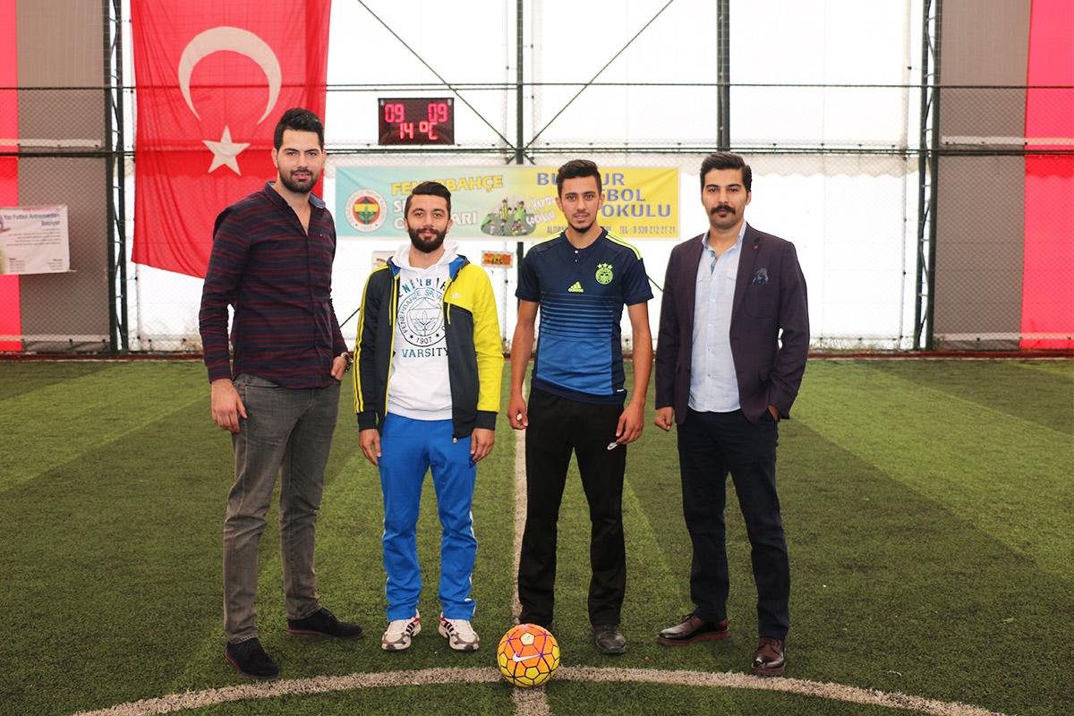 Burdur Fenerbahçe Futbol Okulu'ndan Yıldızlar Çıkacak