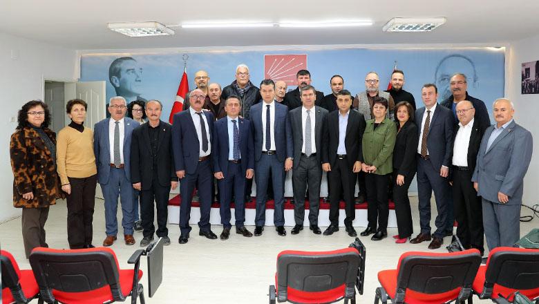 CHP'den AK Parti'ye yanıt