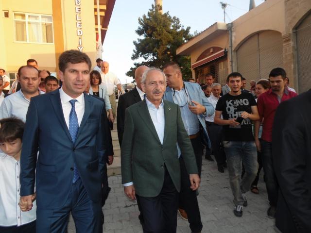 CHP Genel Başkanı Kemal Kılıçdaroğlu'nun Burdur Ziyareti