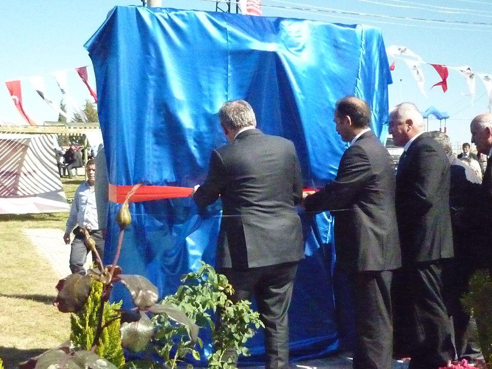 Fakir Baykurt Parkı Açılış Töreni