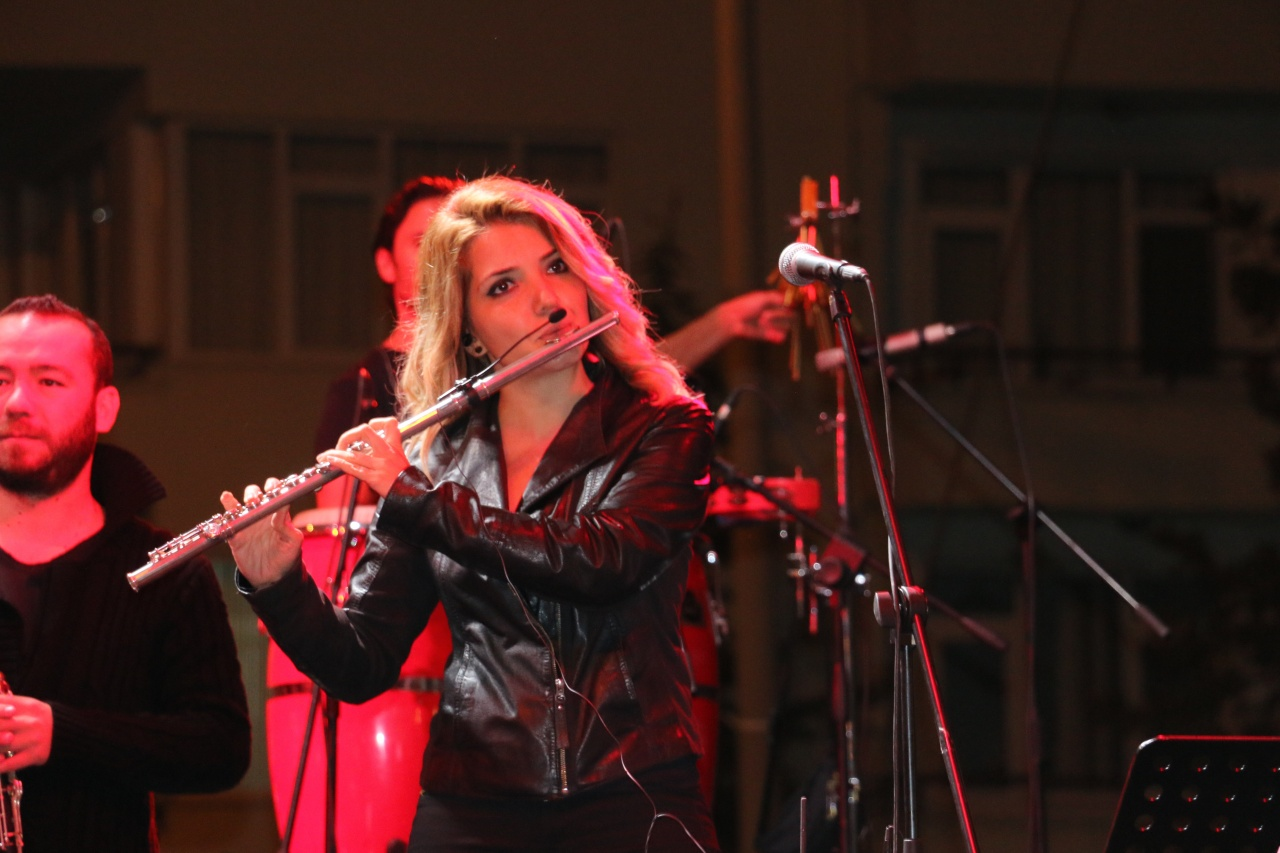 Gökhan Tepe-Burdur Konseri (1)