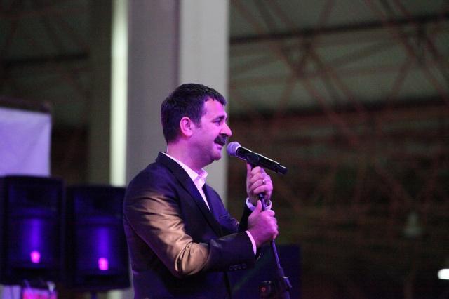 Burdur'da Hüseyin Turan Konseri'nden Unutulmaz Kareler