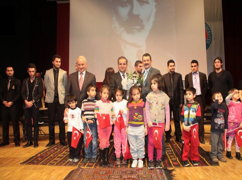 Mehmet Akif Ersoy Anısına Şiir Dinletisi