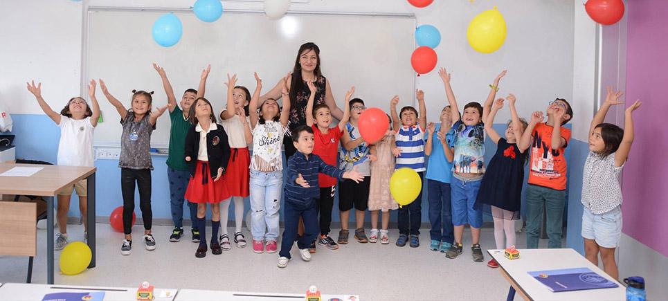 TED Isparta Koleji'nde oryantasyon eğitimi coşkulu başladı