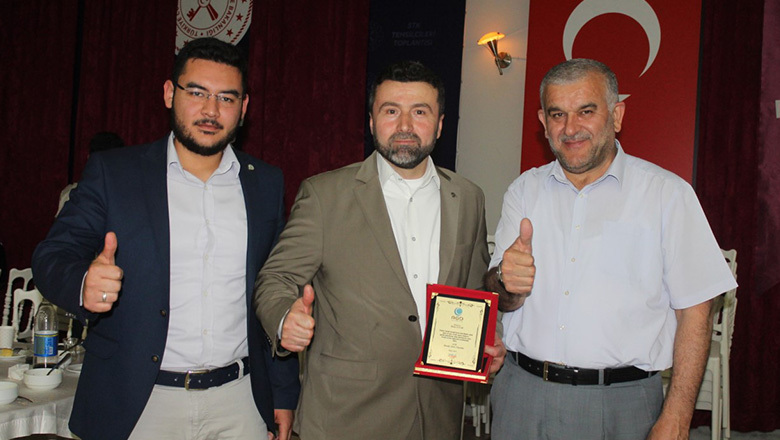 Anadolu Gençlik'te kan değişimi