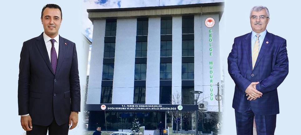 Burdur'daki tek Bölge Müdürlüğü hizmete başladı