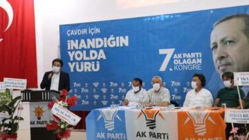 Burdur'da AK Parti hızlı başladı