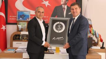 Başkan Alagöz'den hibe açıklaması