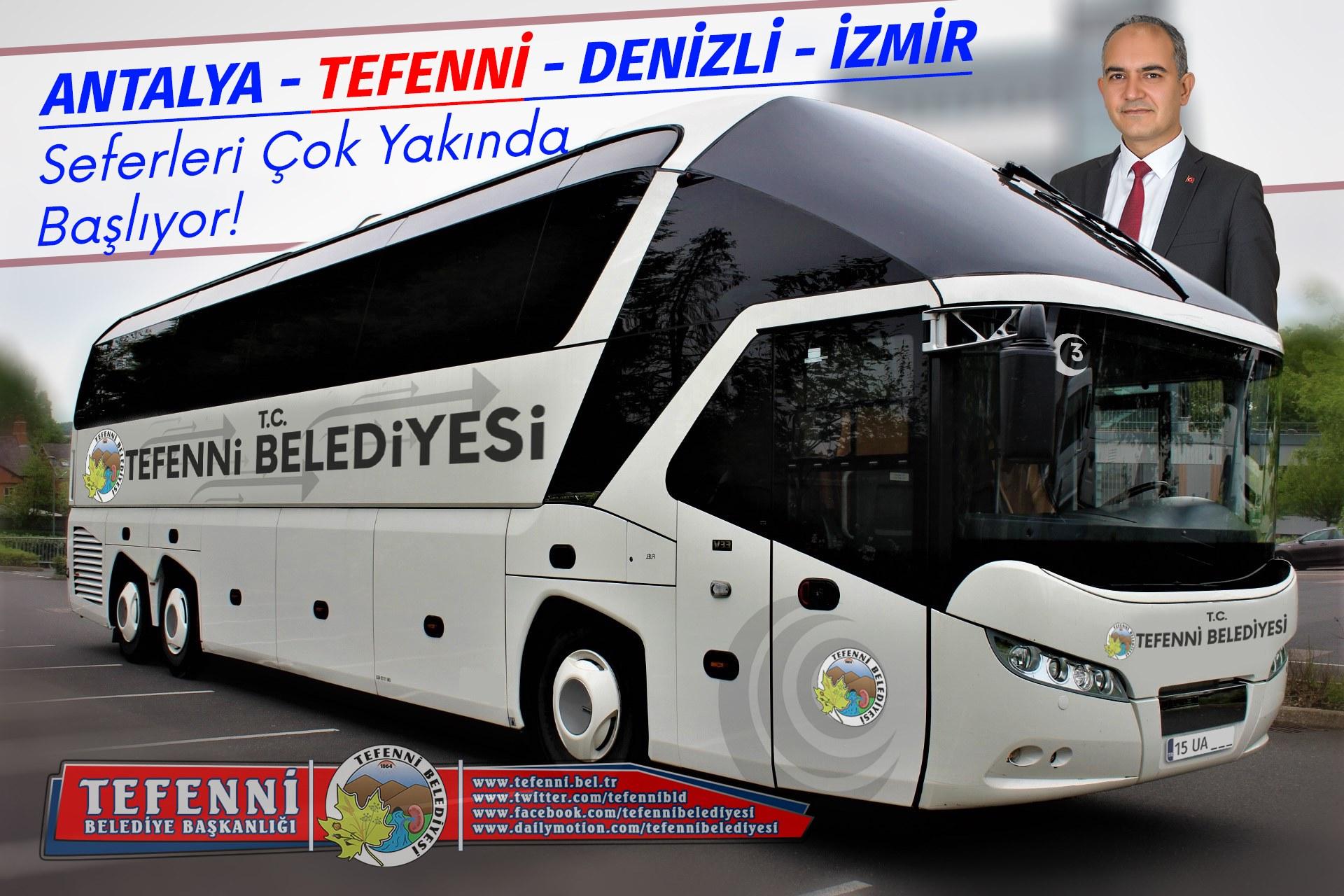 Başkan Ümit Alagöz'den otobüs müjdesi