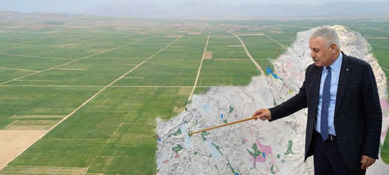 """Genel Müdür Aydın'dan """"arazi toplulaştırması"""" açıklaması"""