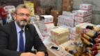 Burdur Ticaret Borsası, gıda paketi dağıttı