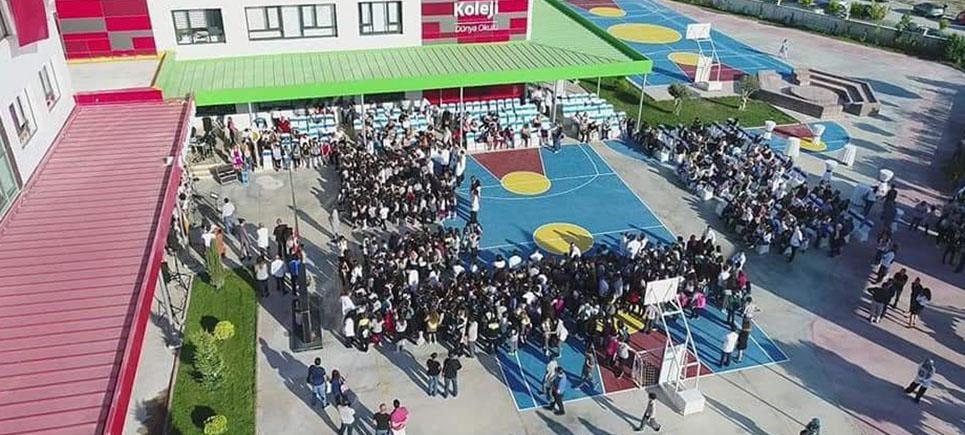 Burdur Bahçeşehir Koleji'nde heyecanlı dersbaşı