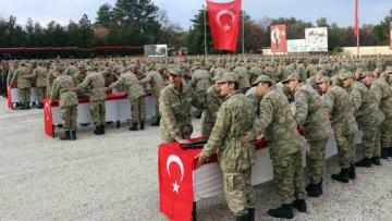 Yurtdışı Bedelli Askerlik Eğitimleri'nin Burdur'da verilmesi gündemde