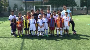 Burdur Belediyesi Futbol Okulu Başladı