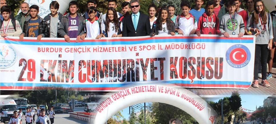 GSİM'den 29 Ekim Cumhuriyet Koşusu