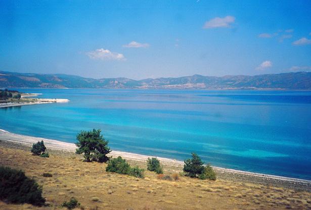 DSİ genel Müdürlüğü'nden Burdur Gölü açıklaması
