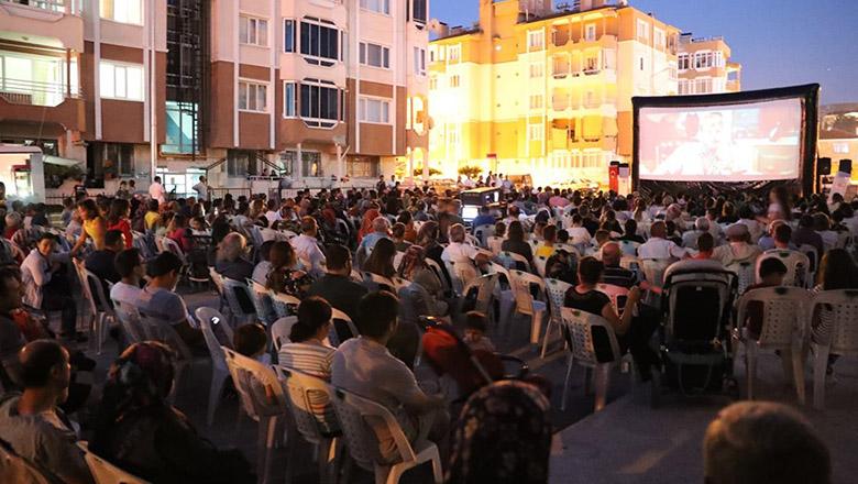 Burdur'da Sinema Günleri Başladı