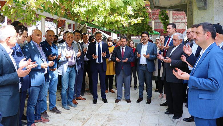 Barış Pınarı Harekatı'na Burdur'dan destek