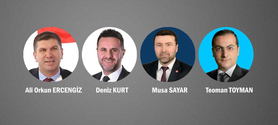 21.02.2019 Burdur Belediye Başkanı Kim Olsun? Anket Sonucu