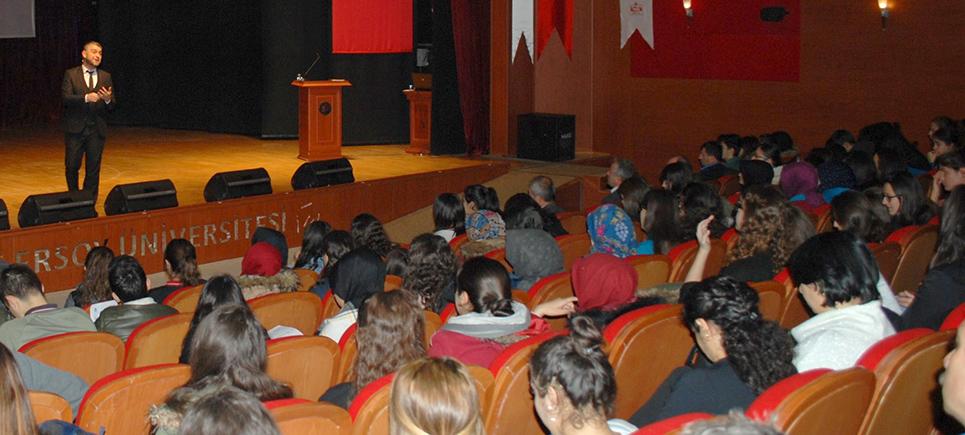 BUTSO'dan lise öğrencilerine motivasyon eğitimi