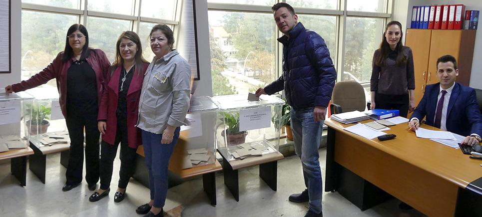 İl Kadın ve Genç girişimciler komite seçimi yapıldı