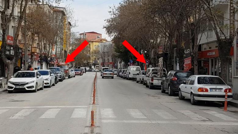 Burdur'da otopark yasağı