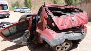 Burdur Çavdır'da ölümlü kaza