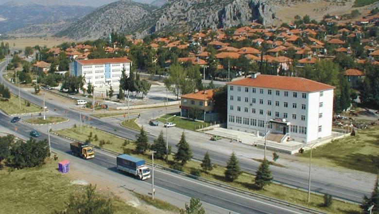 Burdur'da bir ilçede Covid-19 karantinası