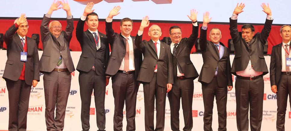 CHP Burdur adayları tanıtıldı