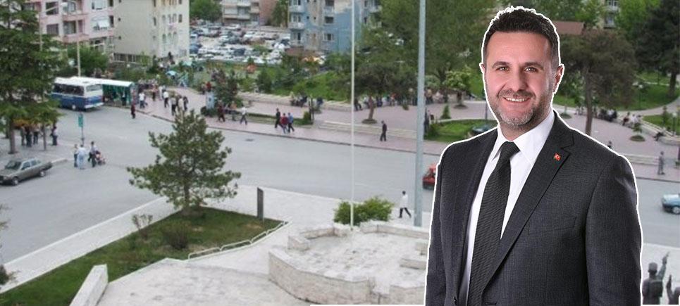 """Deniz Kurt, """"Gazi Caddesi'ni tek yöne çevireceğiz"""""""