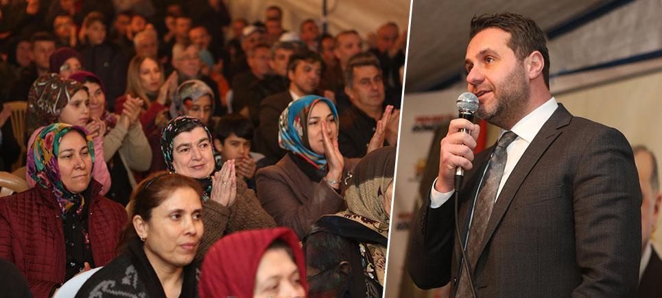 """Deniz Kurt, """"5 yılda tanıtıma 12 Milyon Lira harcadılar"""