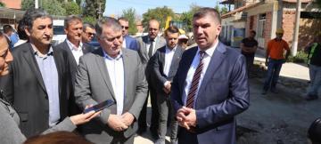 Başkan Ercengiz'den üç mahalleye doğal gaz müjdesi