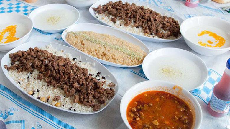 Burdur'da düğünlerde yemek verilemeyecek