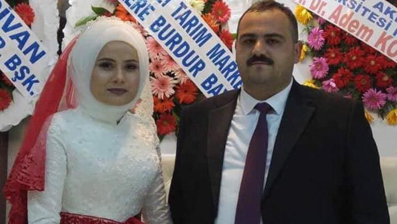 Emine ve Mustafa dünya evine girdi