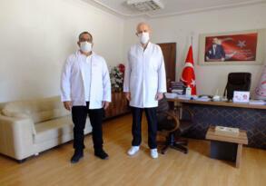 Endokrinoloji ve Metabolizma Hastalıkları Uzmanı Dr. Halil Demirkan görevine başladı