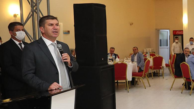 Başkan Ercengiz'den meydan açıklaması