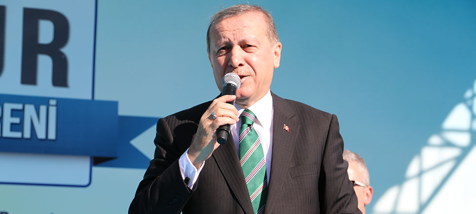 Cumhurbaşkanı Erdoğan Burdur'a geliyor