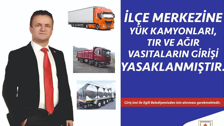 Başkan Selimoğlu'ndan flaş karar