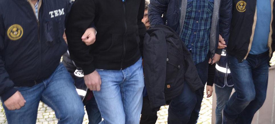 Burdur'da eş zamanlı FETÖ operasyonu
