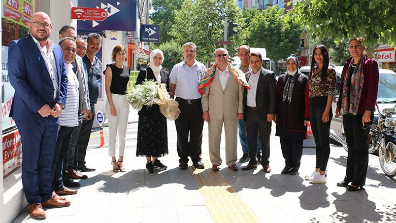 Gelecek Partisi Burdur'da hız verdi