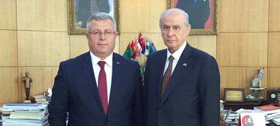 """Başkan Ökte, """"Kazanan Türkiye olacak"""""""