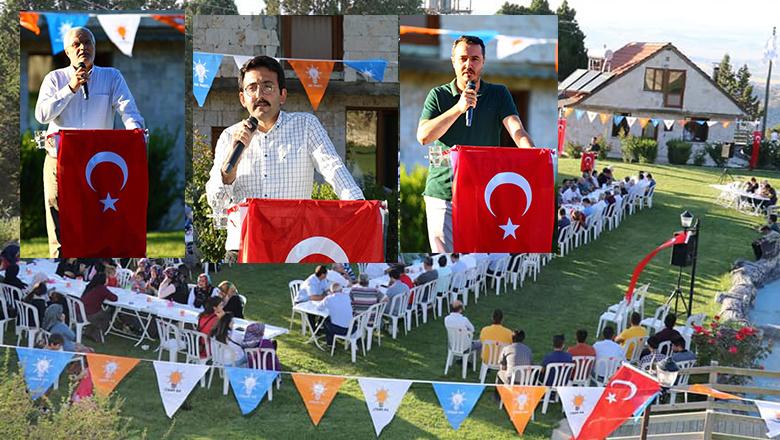 AK Parti'den Akpınar yaylasında il danışma toplantısı