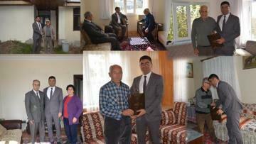 Başkan İlkay Güngör'den anlamlı ziyaretler