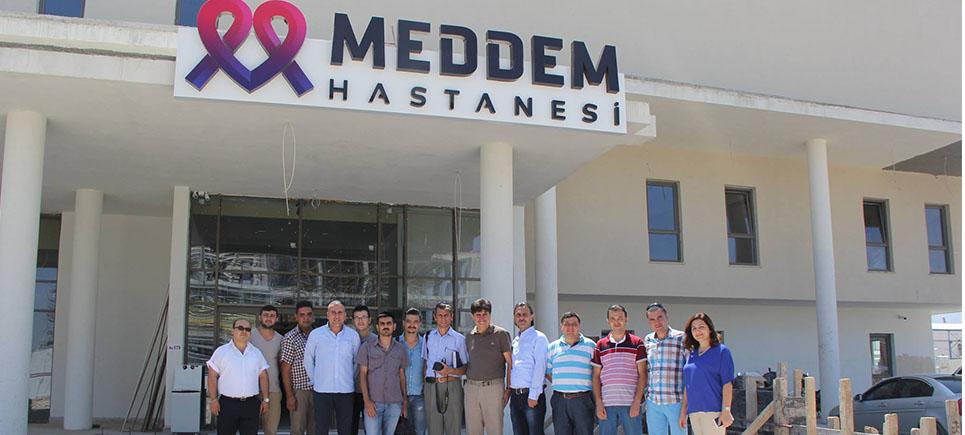 Isparta Meddem Hastanesi hizmete başlıyor