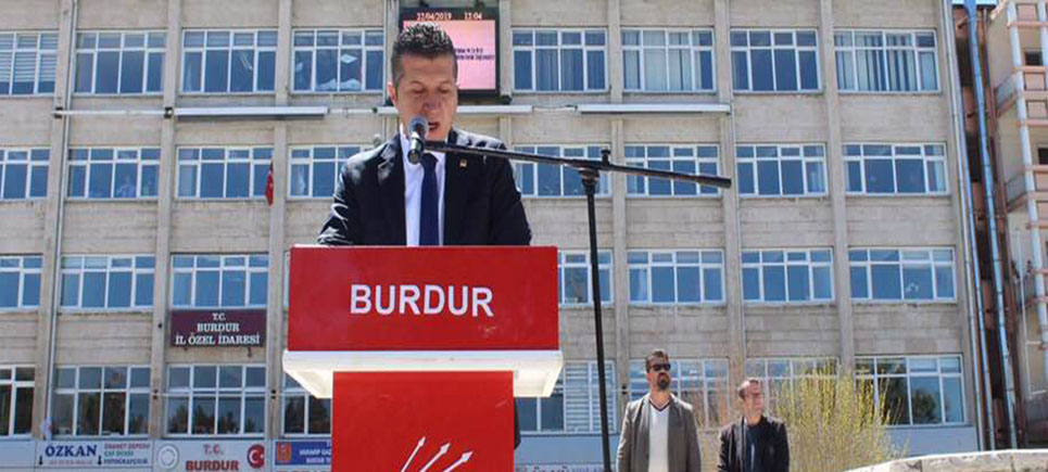 """Başkan Akbulut, """"Ülkemizin CHP'ye ihtiyacı var"""""""
